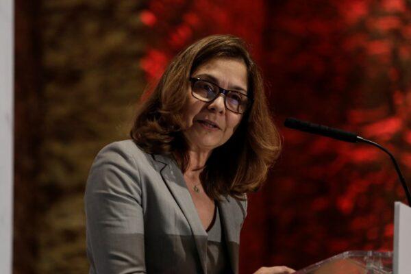 """Ana Paula Martins: """"Aprendemos com este prémio que a saúde sustentável não é uma miragem"""""""