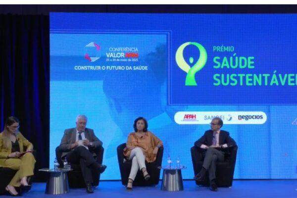O Prémio Saúde Sustentável na Conferência de Valor da APAH